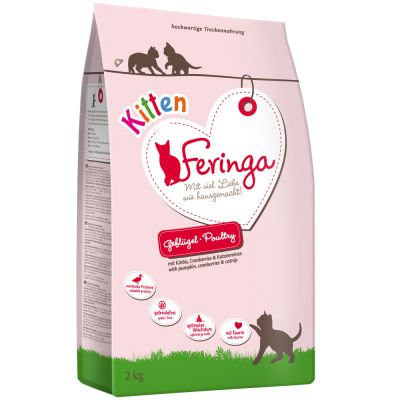 Feringa Dry Cat Food Economy Packs 3 x 2kg