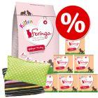 Feringa Kitten + Aumüller almofadas Baldini com valeriana - Pack de iniciação