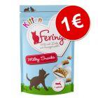 Feringa Kitten Milky Snacks ¡por solo 1€!
