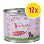 Feringa Kitten 12 x 200 g - Pack Ahorro