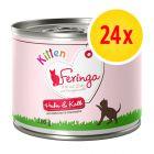Feringa Kitten 24 x 200 g pour chaton