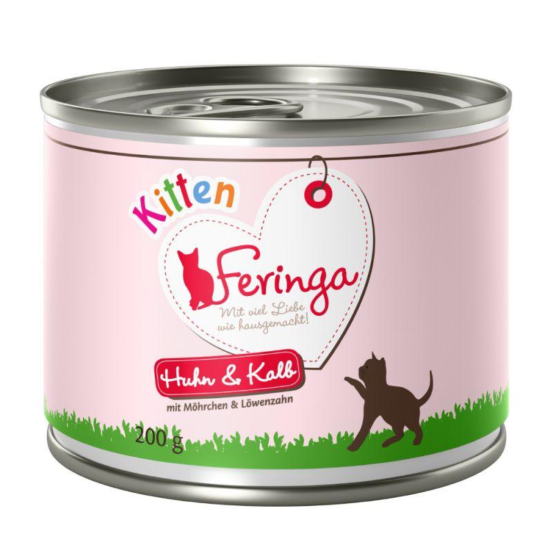 Feringa Kitten 6 x 200 g pour chaton