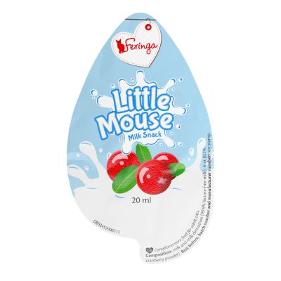 Feringa Little Mouse Milk Snack