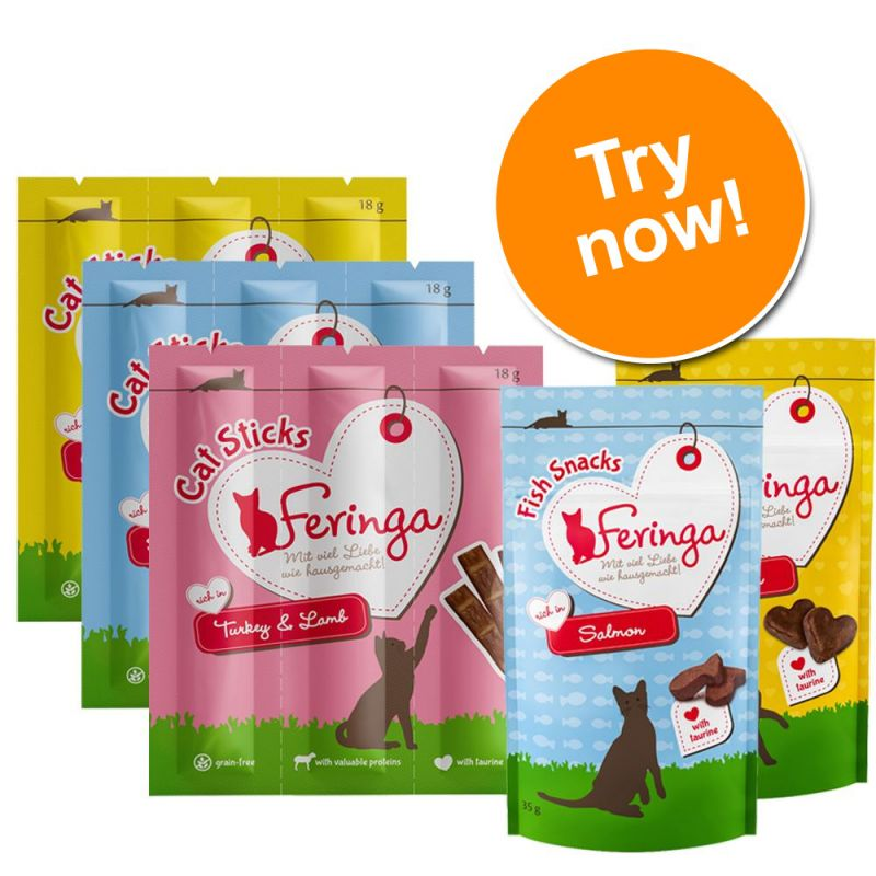 Feringa Mixed Snack Pack