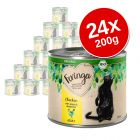 Feringa Organic Adult Saver Pack 24 x 200g