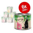 Feringa Organic Adult био храна за котки 6 x 200 г