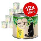 Feringa Organic Adult 12 x 200 g - Pack Ahorro