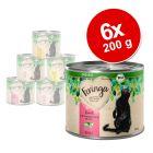 Feringa Organic bio Adult 6 x 200 g pour chat