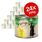 Feringa Organic Kitten Saver Pack 24 x 200g