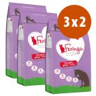 Feringa pienso para gatos 3 x 2 kg en oferta: 2 + 1 ¡gratis!