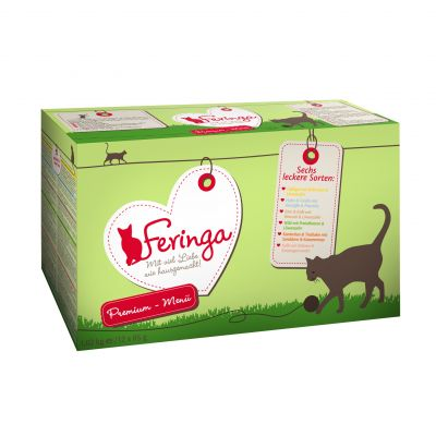 Feringa Pouches Saver Pack 24 x 85g