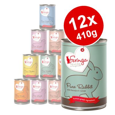 Feringa Pure Meat Menu Saver Pack 12 x 410g