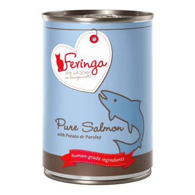 Feringa Pure Meat Menu, 6 x 410 g