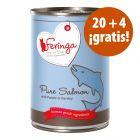 Feringa Pure Meat Menu 24 x 410 g en oferta: 20 + 4 ¡gratis!