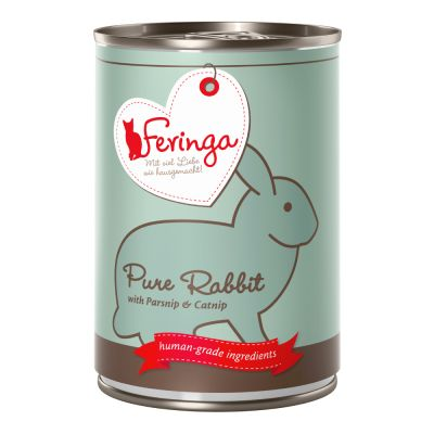 Feringa Pure Meat Menu 12 x 410 g - Pack Ahorro