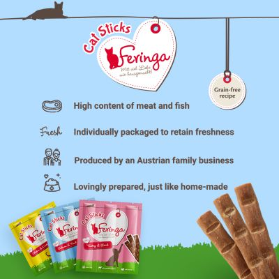 Feringa Sticks – Salmon & Trout