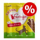Feringa Sticks 36 x 6 g snacks para gatos ¡a precio especial!