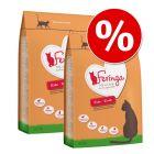 Feringa száraz macskatáp gazdaságos csomag 2 x 6,5 kg