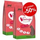 Feringa 2 x 400 g pienso para gatos en oferta: 2ª ud. al 50%