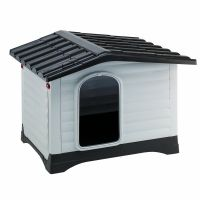 Ferplast Dogvilla Plastic Dog Kennel