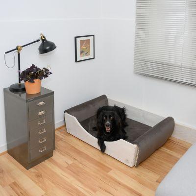 Hundebett Aus Holz : ferplast hundebett aus holz mit wendekissen zu top preisen bitiba ~ Watch28wear.com Haus und Dekorationen
