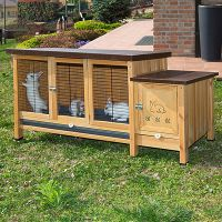Ferplast Ranch Rabbit Hutch
