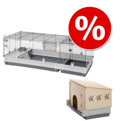 Ferplast Small Pet House for Plaza Cage