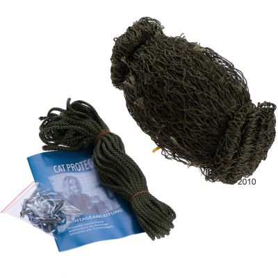 Filet de protection Trixie vert olive pour chat