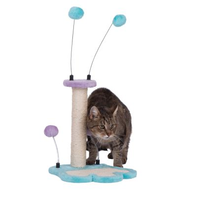 Finny Cat Scratching Post
