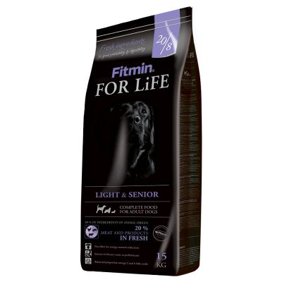 Fitmin Dog for Life Light & Senior