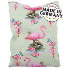 Flamingo Shanghai  - възглавничка от Aumüller с котешка мента, валериана и люспи от спелта
