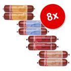 Fleischeslust Mixpaket 4 Sorten 8 x 400 g