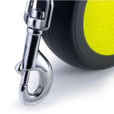 flexi Neon Reflect Dog Lead - Small 5m