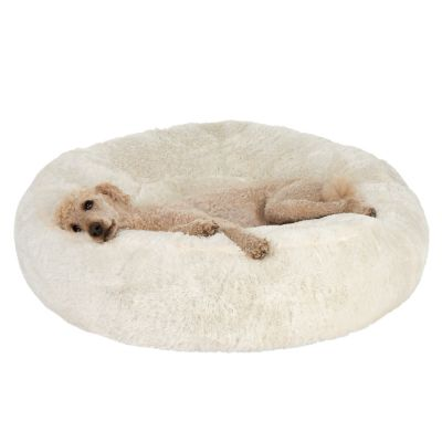 Fluffy Dog Bed