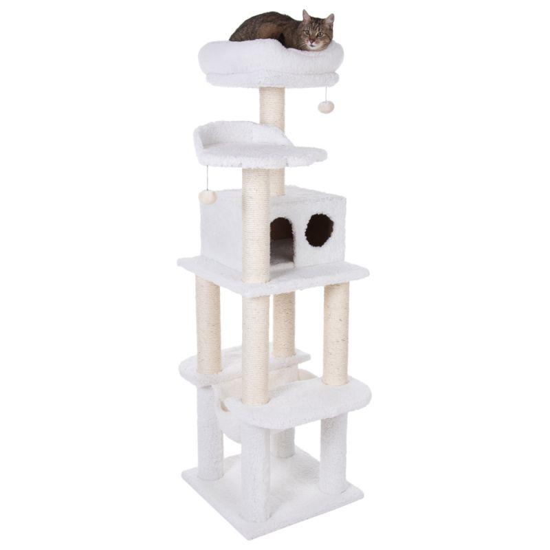 Fluffy II Cat Tree