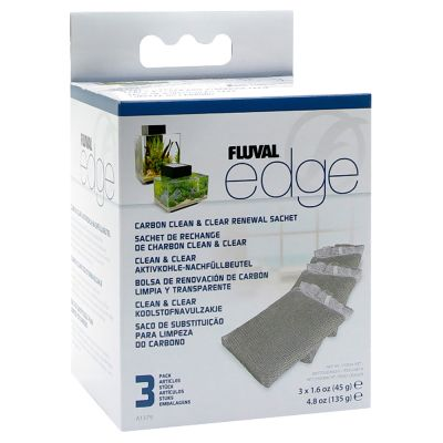 Fluval Edge massa filtrante in carbone attivo