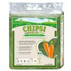 Foin de prairie Chipsi Sunshine Bio Plus