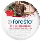Foresto 4,50 g + 2,03 g obojek pro psy > 8 kg