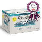 Forthglade Complete Meal Grain-Free Adult Dog - Fish Case