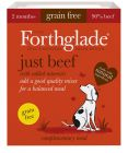Forthglade Just Grain-Free Natural Wet Dog Food - Just Beef