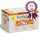 Forthglade Complete Meal Adult Dog - Brown Rice Mixed Pack