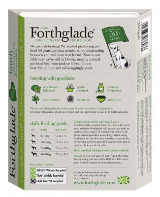 Forthglade Complete Meal Dog Saver Packs