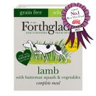 Forthglade Complete Meal Grain Free Adult Dog - Lamb