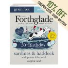 Forthglade Complete Meal Grain-Free Adult Dog – Birthday Limited Edition