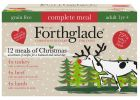Forthglade Complete Meal Grain-Free Adult Dog - Christmas Variety Case
