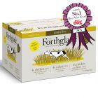 Forthglade Complete Meal Grain-Free Adult Dog – Poultry Case