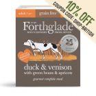 Forthglade Gourmet Complete Meal Grain-Free Adult Dog Saver Packs