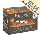 Forthglade Gourmet Grain-Free - Variety Pack