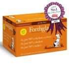 Forthglade Just 90% Grain-Free Adult Dog - Just Poultry