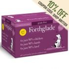 Forthglade Just 90% Grain-Free Dog - Mixed Pack